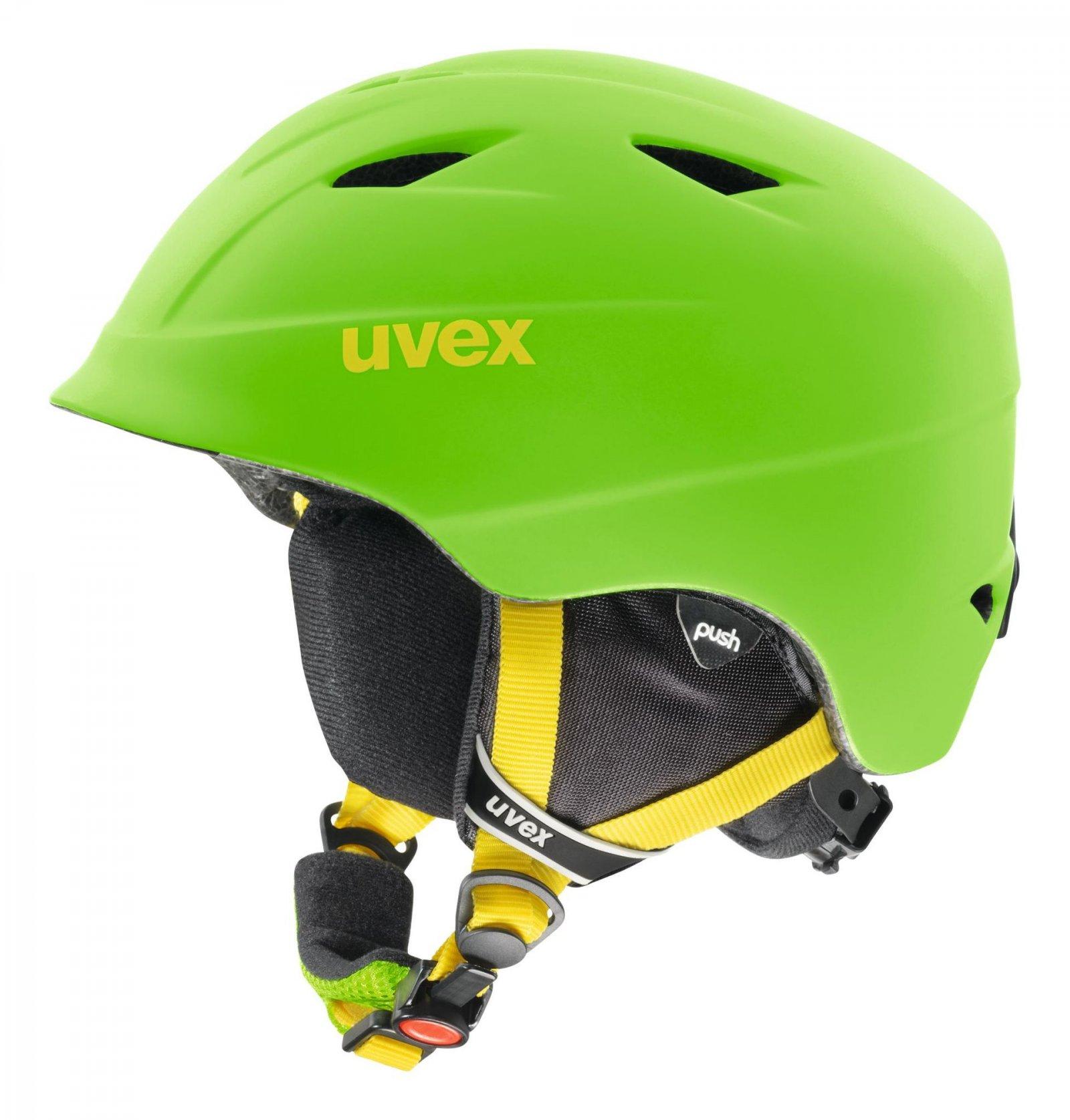 Detská lyžařská přilba UVEX airwing 2 pro 19/20